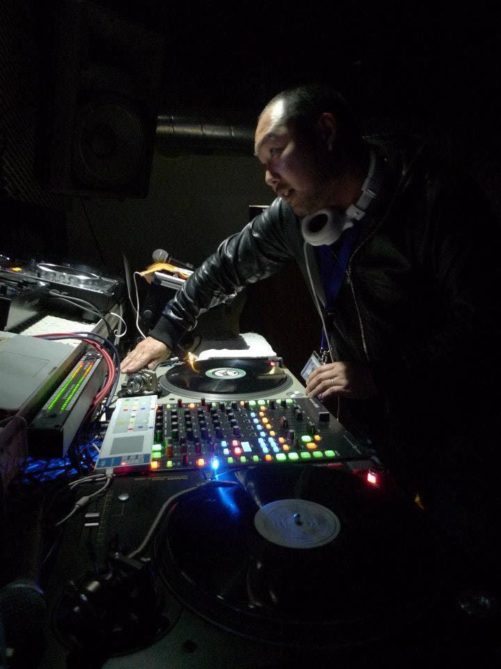 """DJ""""SNAFU""""ISAKI"""